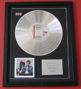 BOB DYLAN - Highway 61 Revisited CD / PLATINUM PRESENTATION DISC